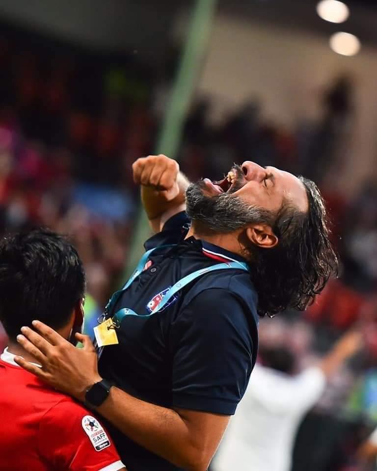२८ वर्ष पछि नेपाल साफ च्याम्पियनसिपकाे फाइनलमा